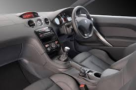 peugeot expert interior peugeot rcz brief about model