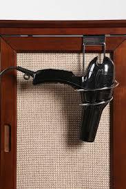 flat iron holder wall mount bathroom hair dryer flat iron holder hair dryer caddy hair