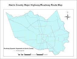 Harris County Toll Road Map Cven 689 Spring 2005 Term Project Report Lei Xu