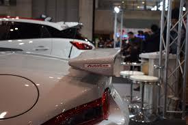 miata dealership autoexe nd miata demo car at tas2016 rev9 blog