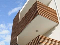 rivestimento facciate in legno pannelli in legno per facciate
