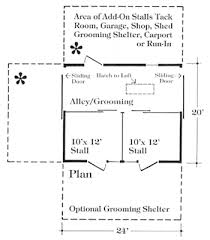 Barn Designs For Horses Barn Plans Stablewise Gallery