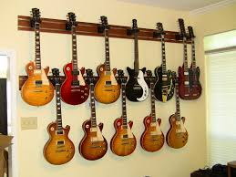 greatest diy guitar wall mount john robinson house decor image of wood guitar wall mount