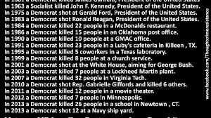 Anti Democrat Memes - are these shooters all democrats the meme policeman