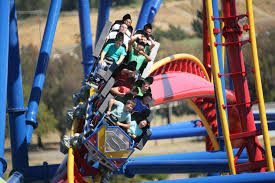Six Flags Magic Mountain by Internexus Six Flags Magic Mountain Day Trip Tickets Sat Sep 16