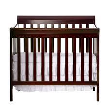 mini crib bedding for girls amazon com dream on me 4 in 1 aden convertible mini crib