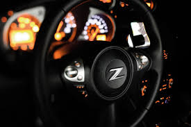 nissan 370z 2017 interior nissan brings revised 370z coupe and roadster to paris motor show