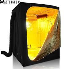 chambre hydroponique mastergrow 150x150x200 cm intérieur hydroponique élèvent la tente