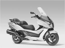 2012 honda silver wing scooter motorcycles catalog with