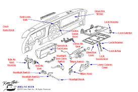 76 corvette parts keen corvette parts diagrams