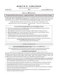 Sample Resume Project Manager Sample Resume Manager Eliolera Com