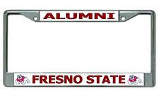 sdsu alumni license plate license plate frame ebay