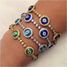 evil eye bead bracelet images 46 best evil eye hamsa images hamsa silver jpg