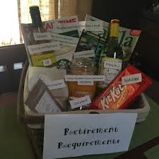 Gardening Basket Gift Ideas by Retirement Requirements Gift Basket Gift Ideas Pinterest