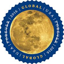 Where Does Stamp Go On Envelope New Moon Stamp Is Out Of This World