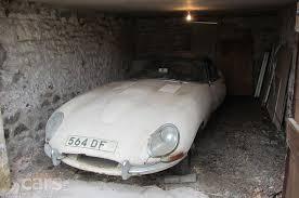 Barn Finds Cars 1961 Jaguar E Type U0027barn Find U0027 Pictures Cars Uk