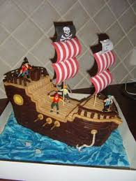novelty cake designs how to make a pirate ship cake and treasure