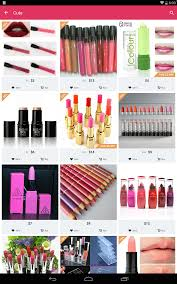cute beauty shopping app ranking and store data app annie