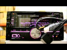 my detailed kenwood dpx500bt stereo review youtube