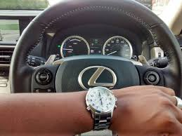lexus steering wheel lets see your