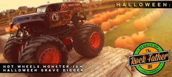 wheels monster jam grave digger truck 31 days of halloween wheels monster jam halloween grave digger