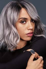 trendy grey hair silver grey and platinum blonde hair hair salons barwell and