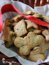 peanut butter honey and almond shortbread cookies recipe