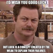 Good Luck Memes - good luck memes