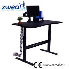 Adjustable Height Folding Table Legs Desk Standing Sitting Adjustable Height Folding Table Legs Modern