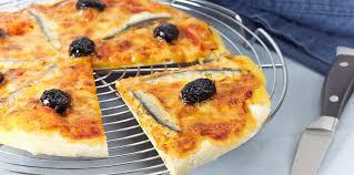 cuisine sicilienne pizza sicilienne facile et pas cher recette sur cuisine actuelle
