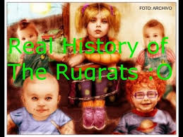 real history of the rugrats