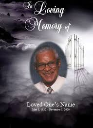 Funeral Program Covers Best 25 Funeral Order Of Service Ideas On Pinterest Memorial