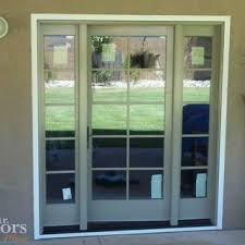 Single Patio Door Single Patio Door With Blinds Between Glass Handballtunisie Org