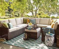 Ideas For Garden Furniture by Best 25 Outdoor Sectional Ideas On Pinterest Sectional Patio