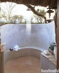 Outdoor Shower Mirror - 45 outdoor bathroom designs that you gonna love digsdigs for