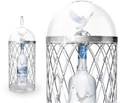 Grey Goose Gift Set Grey Goose Gilded Cage Vodka By Chopard Lost In A Supermarket