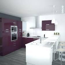 meuble de cuisine aubergine colonne pour cuisine meuble cuisine colonne pour four encastrable