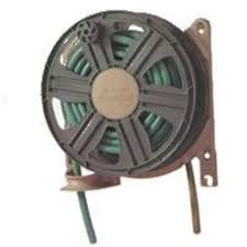 rapid reel wall mount garden hose reel model