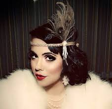 great gatsby hair accessories best 25 1920s hair accessories ideas on hair pieces