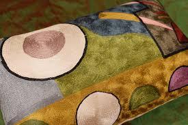 Lumbar Decorative Pillows Lumbar Kandinsky Soul Flood Decorative Pillow Cover Silk Hand