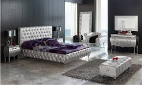 Bedroom Furniture Stores Online by Lorena Platform Bed Silver 1 380 00 Furniture Store Shipped