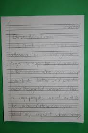 raised line writing paper second graders propose vending machines and naps lumen naps