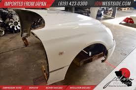 westside lexus used inventory jdm 01 03 lexus ls430 front end conversion nose w rear bumper
