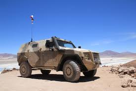 civilian armored vehicles product information kmw
