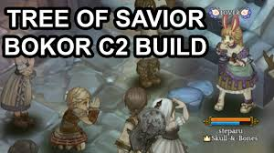 Build My Home Online Tree Of Savior Online Bokor Circle 2 My Current Build Youtube