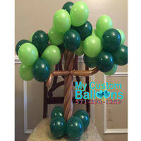 custom balloon bouquet delivery balloon delivery service by state region and cities my custom balloons