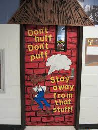 Classroom Door Decorations For Halloween Incorporating Literature Into The Door Decoration I Like It