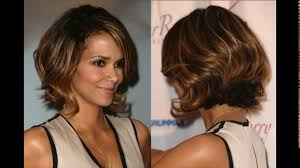 the wedge haircut instructions short wedge haircuts for curly hair youtube