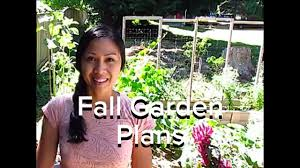 Fall Plants For Vegetable Garden by What To Plant For A Fall Vegetable Garden Tips Youtube