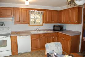 Diy White Kitchen Cabinets by Diy Kitchen Cabinets The Family Handyman Kitchen Before And After